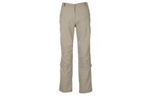 axant Pro Zip Off Broek Dames Zip-Off 2in1 beige